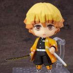 Kimetsu-no-Yaiba-Demon-Slayer-Nendoroid-Action-Figure-Zenitsu-Agatsuma-10-cm-Good-Smile-Company-1