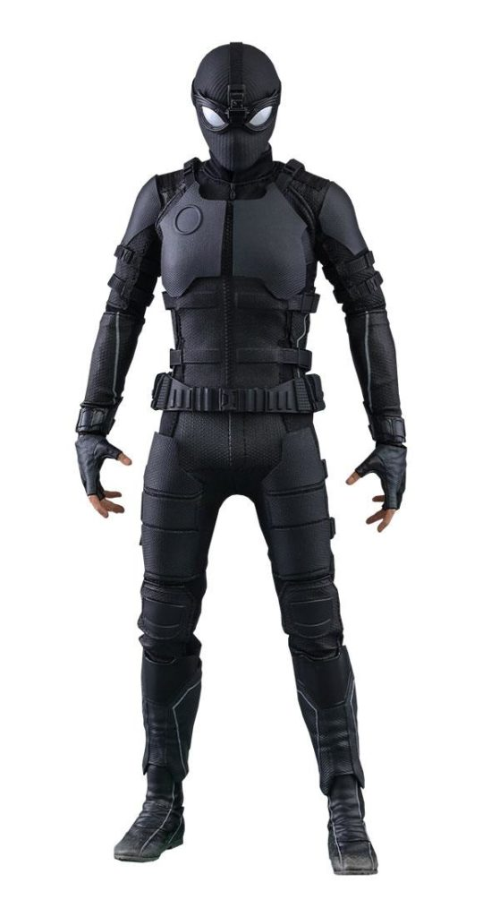 Spider-Man: Far From Home Movie Masterpiece Action Figure 1/6 Homme araignée (Costume furtif) 29 cm