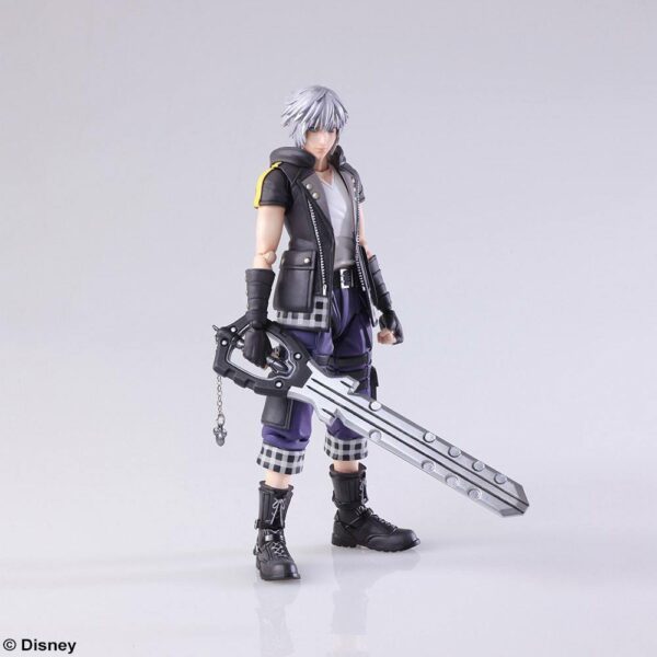 Kingdom Hearts III Bring Arts Action Figure Riku 16 cm ( Square – Enix )