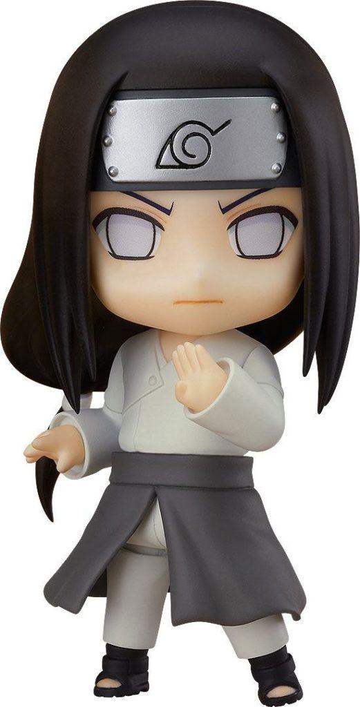 Naruto Shippuden Nendoroid PVC figura de acción Neji Hyuga 10 cm