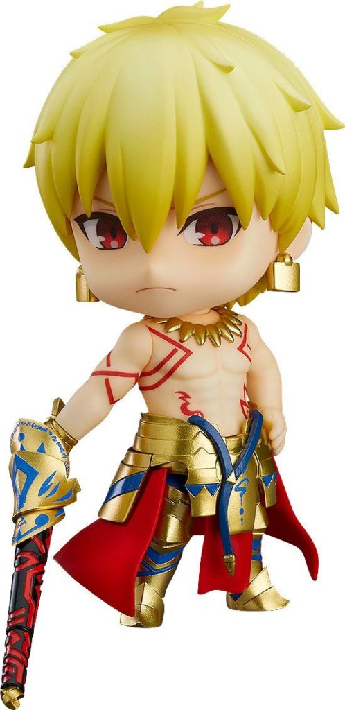 Fate/Grand Order Nendoroid Action Figure Archer/Gilgamesh: Third Ascension Ver. 10 cm