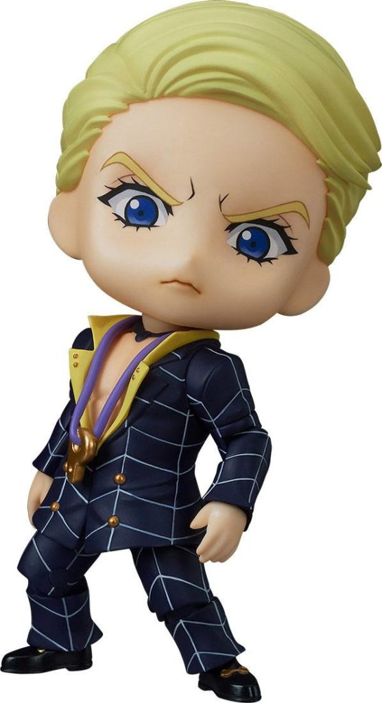 Jojo's Bizarre Adventure Golden Wind Nendoroid Action Figure Prosciutto 10 cm