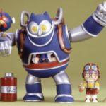DR-SLUMP-CARAMEL-MAN-1-MK-Bandai-Model-Kit-1