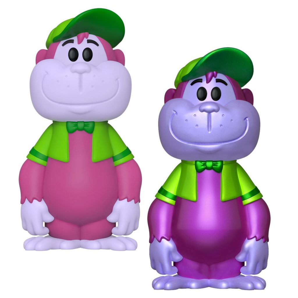 Hanna Barbera POP! Movies Vinyl SODA Figures Grape Ape 11 cm Surtido (6)