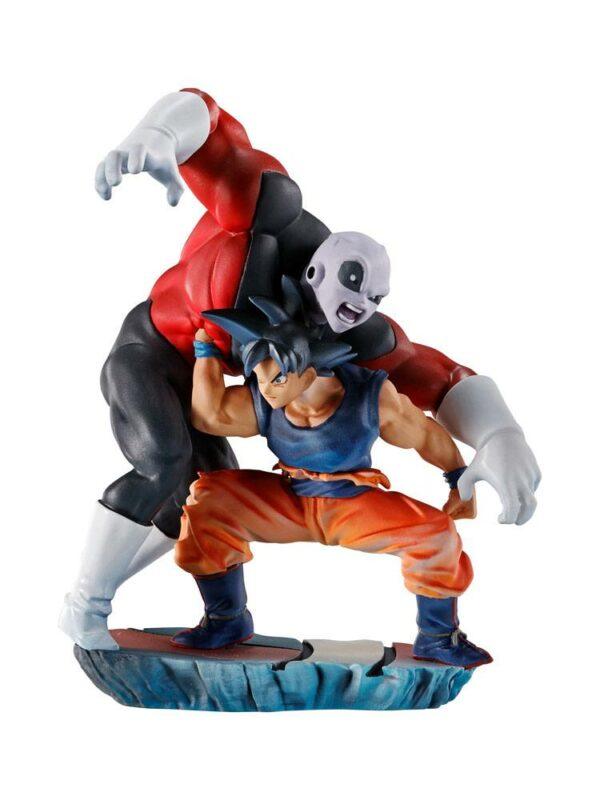 Dragonball Super Dracap Re: Naissance Super Revival Goku vs Jiren 8 cm ( Megahouse )