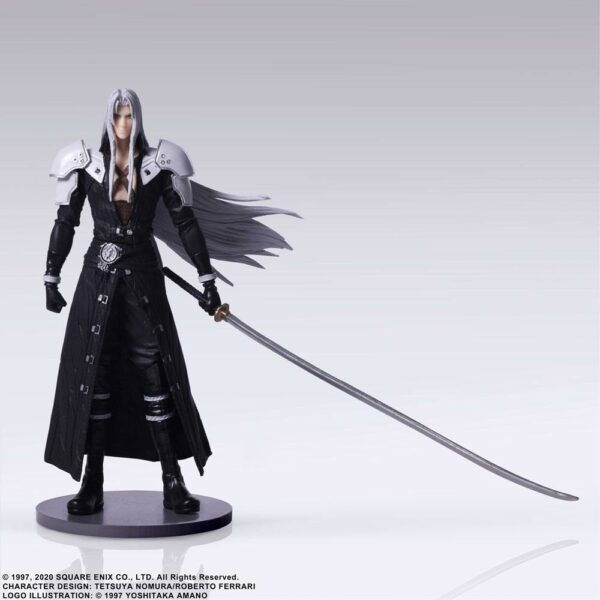 Final Fantasy VII Remake Trading Arts Figure Sephiroth 10 cm ( Square – Enix )