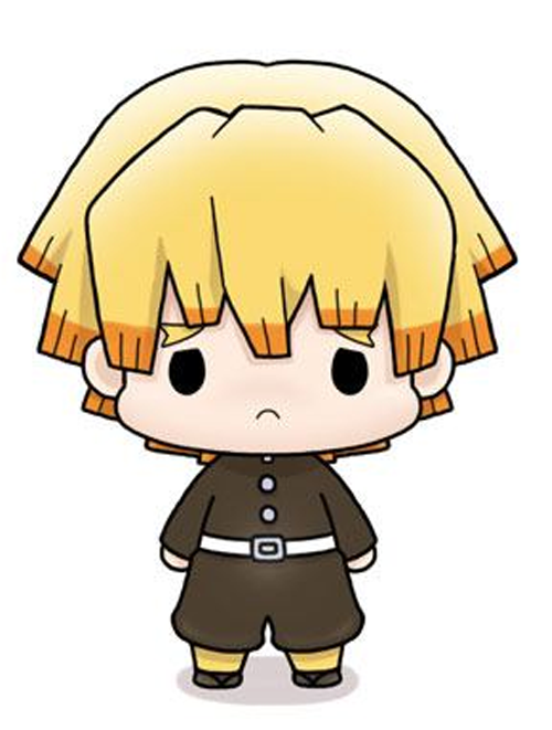Demon Slayer: Kimetsu no Yaiba Chokorin Trading Figure Zenitsu Agatsuma 5 cm  ( Megahouse )