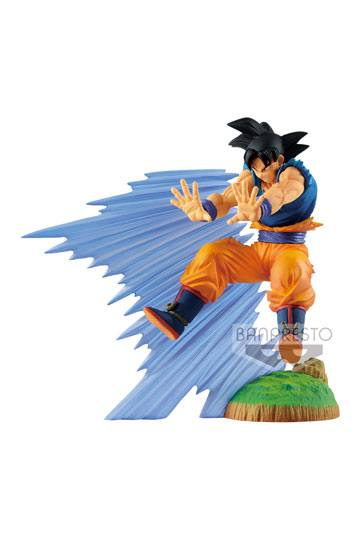 Dragon Ball Z History Box PVC Statue Son Goku 12 cm