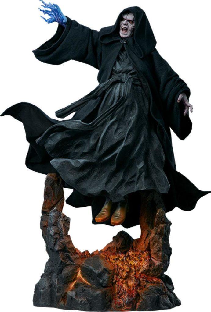 Star Wars Mythos Statue Darth Sidious 53 cm