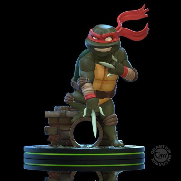 Teenage Mutant Ninja Turtles Q-Fig Figure Raphael 13 cm ( Quantum Mechanix )