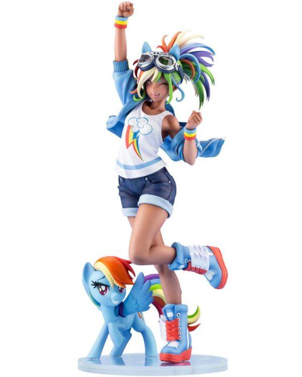 My Little Pony Bishoujo PVC Statue 1/7 Rainbow Dash 24 cm ( Kotobukiya )