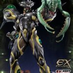 Guyver-The-Bioboosted-Armor-Statues-Gigantic-Dark-Gigantic-Dark-Exclusive-87-cm-Assortment-3-Prime-1-Studio-1