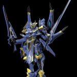 Knights-Magic-Moderoid-Plastic-Model-Kit-Ikaruga-15-cm-Good-Smile-Company-1
