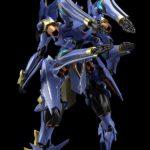 Knights-Magic-Moderoid-Plastic-Model-Kit-Ikaruga-15-cm-Good-Smile-Company-3