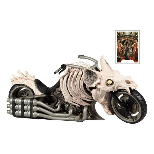 DC Multiverse Vehicle Batcycle (Dark Nights: Death Metal) ( McFarlane Toys )