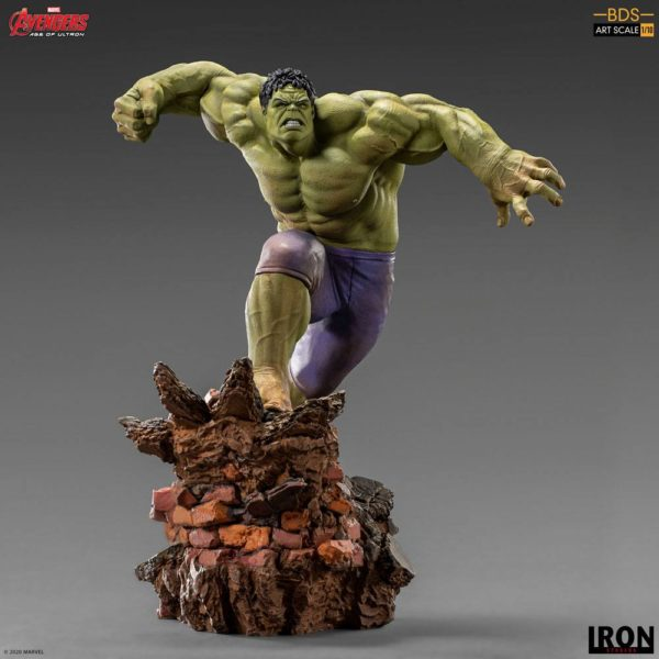 Avengers Age of Ultron BDS Art Scale Statue 1/10 Hulk 26 cm ( Iron Studios )