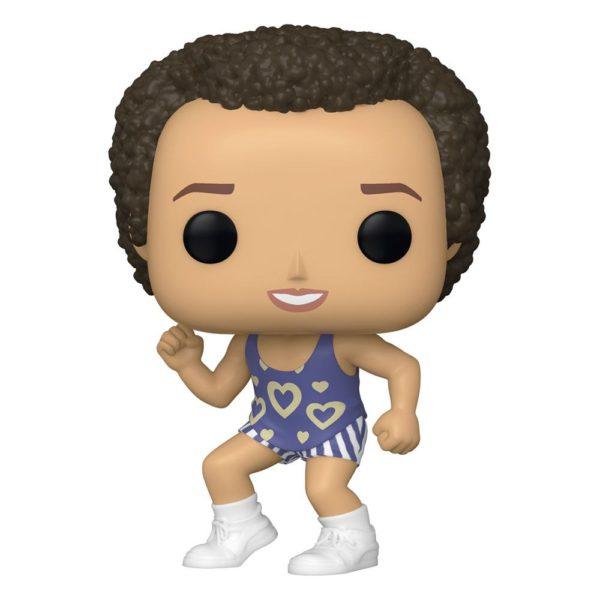 Richard Simmons POP! Icons Vinyl Figure Dancing Richard Simmons 9 cm ( Funko )