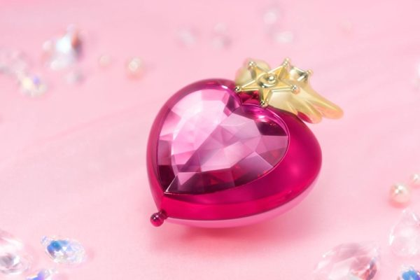 Sailor Moon Proplica Replica Sailor Chibi Moon Compact Tamashii Web Exclusive 9 cm ( Bandai Tamashii Nations )