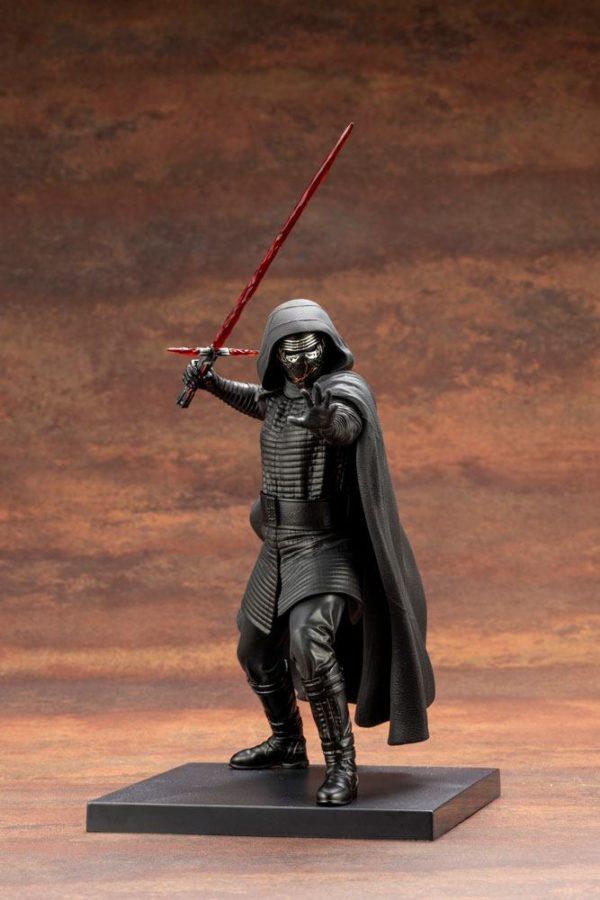 Star Wars Episode IX ARTFX+ PVC Statue 1/10 Kylo Ren 18 cm-Kotobukiya-Star Wars