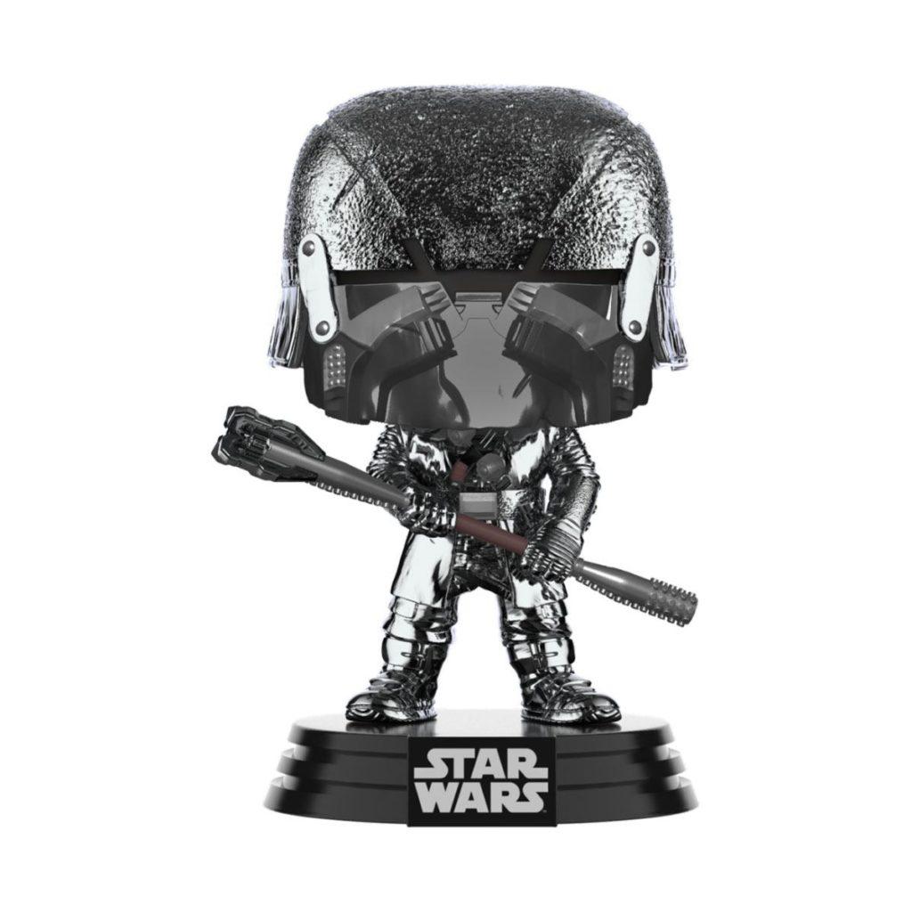 Star Wars POP! Movies Vinyl Figure KOR Club (Chrome) 9 cm-Funko-Star Wars