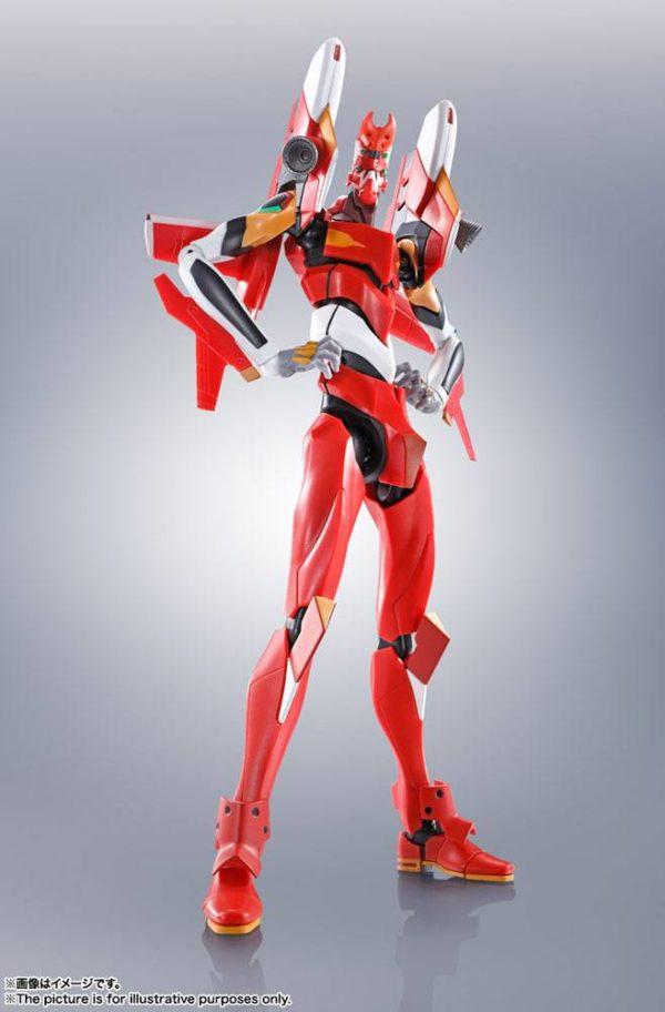 Rebuild of Evangelion Robot Spirits Action Figure Side EVA Evangelion Production Model-02 17 cm ( Bandai Tamashii Nations )