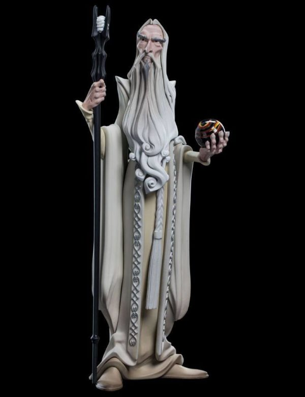 Lord of the Rings Mini Epics Vinyl Figure Saruman 17 cm ( Weta Collectibles )