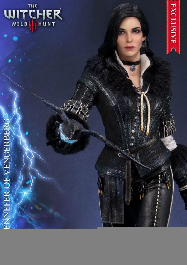 Witcher 3 Wild Hunt Statues Yennefer & Yennefer Exclusive 55 cm Assortment (3) ( Prime 1 Studio )