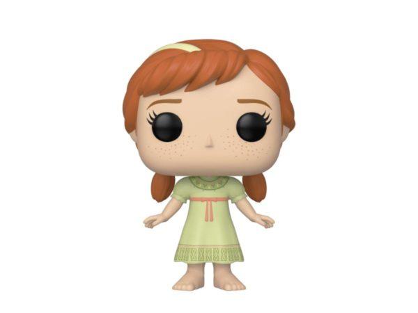 Frozen II POP! Disney Vinyl Figure Young Anna 9 cm-Funko-Frozen - Il regno di ghiaccio