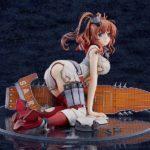 Kantai-Collection-PVC-Statue-18-Wonderful-Hobby-Selection-Saratoga-12-cm-Max-Factory-1