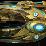 StarCraft-Replica-Protoss-Carrier-Ship-18-cm-7