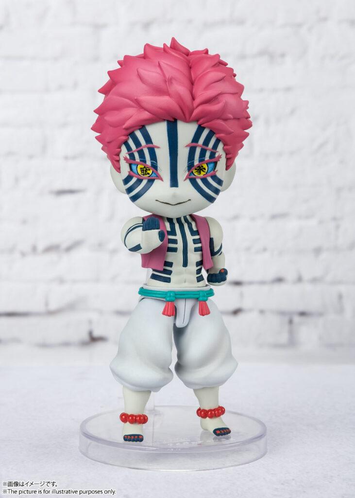 """Figuarts Mini """"Demon Slayer: Kimetsu no Yaiba"""" Akaza"""