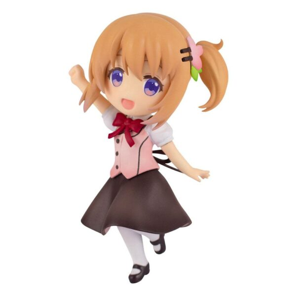 Is the Order a Rabbit Bloom PVC Statue Cocoa 6 cm-Plum-Is the Order a Rabbit