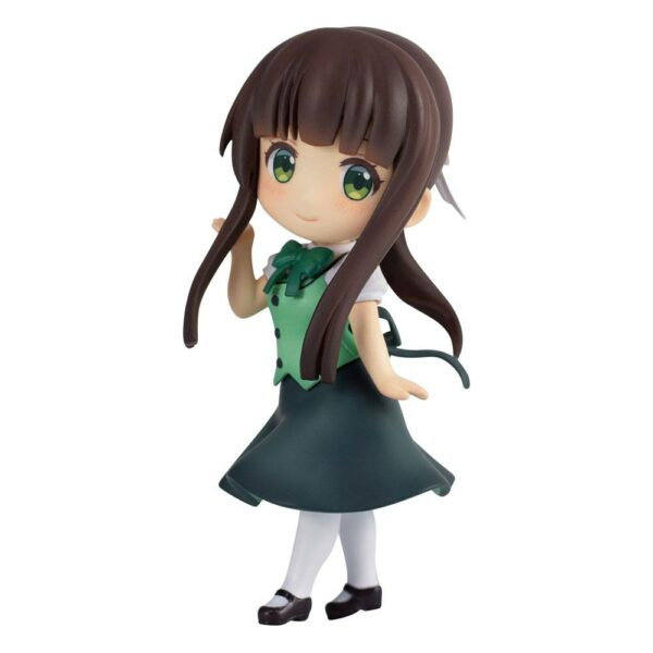 Is the Order a Rabbit Bloom PVC Statue Chiya 6 cm-Plum-Is the Order a Rabbit