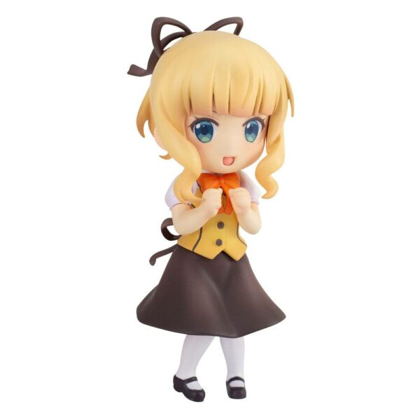 Is the Order a Rabbit Bloom PVC Statue Syaro 6 cm-Plum-Is the Order a Rabbit